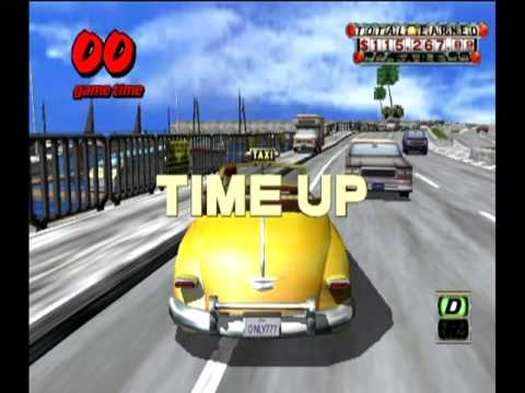 Crazy Taxi (Part 15 of 15) - $115,267 89 - 229 customers