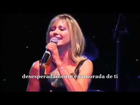 Olivia Newton John Hopelessly Devoted To You Subtitulada En Español Youtube