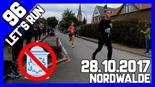 Let´s Run #96 - In Ketose 5km und 10km (Nordwalder Allerheiligenlauf) - No Carb