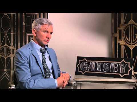 The Great Gatsby (2013) Baz Luhrmann Interview [HD]