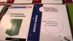HVAC: Rheem Line Service Manuals  (OTNSM-SO2)
