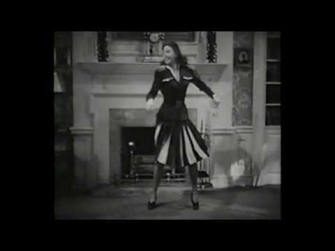 Tap Dance  1942  (Ann Miller)