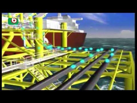 দেশে আজ আসছে এলএনজির প্রথম চালান   LNGs First Ship In The Country Today   Moni   24Apr18