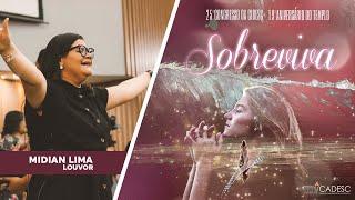 25º Congresso da CIBESC - Midian Lima l Não Pare