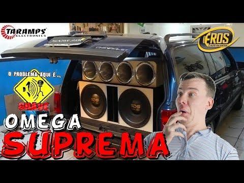 """Omega Suprema """"O GRAVE TA COMO""""??? FORTE... PESADÃO!!!  ☢JuNiOr SoM♛®"""