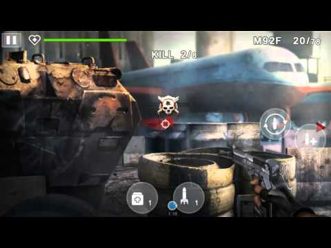 Phone Free Game:Elite Sniper Assault 3D-google play