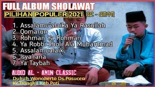 Full Album Sholawat Populer Al-Amin
