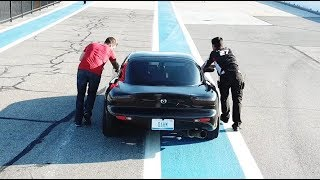 Baixar How does a drag car perform on a road course?