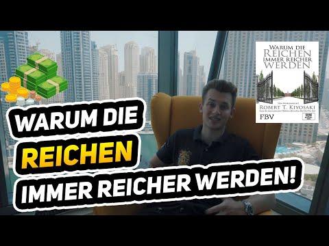 Warum die Reichen immer reicher werden YouTube Hörbuch Trailer auf Deutsch