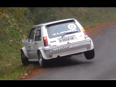 2n Rally Legend Les Corbes 2016 | Show & Mistakes