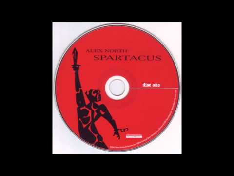 Spartacus 1960 Original Soundtrack - 13 Headed For Freedom (Stereo)