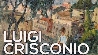 Luigi Crisconio: A collection of 69 paintings (HD)