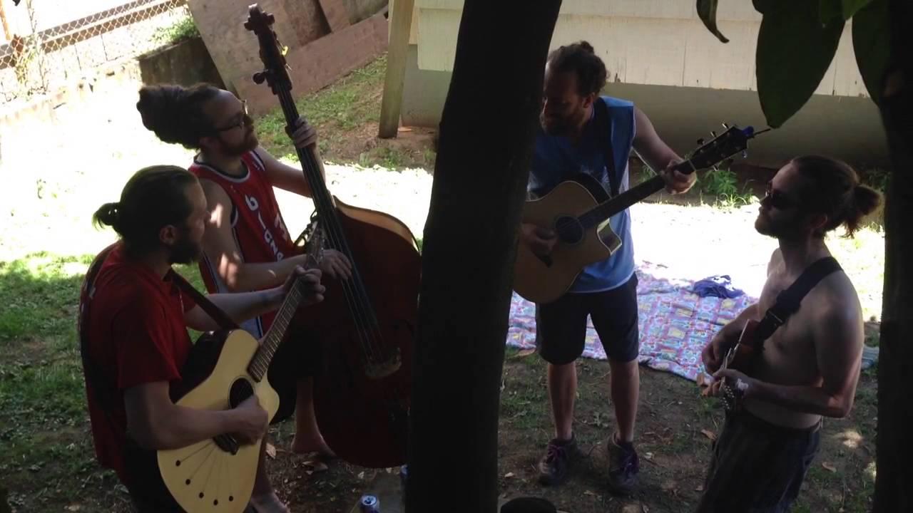 band of comerados saturday morning backyard practice youtube