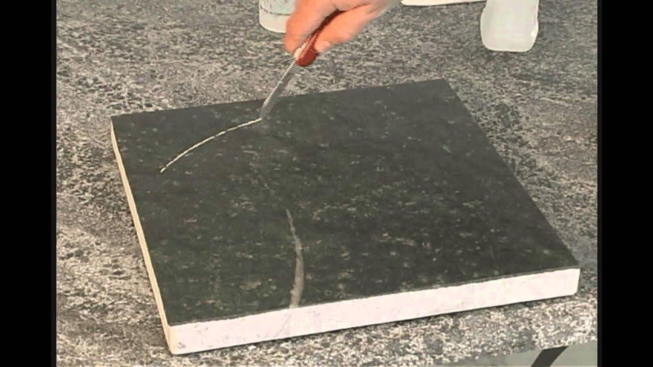 Soapstone Scratch Repair