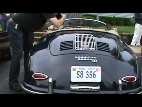 Porsche 356 Super Speedster 90 Great Replica Youtube