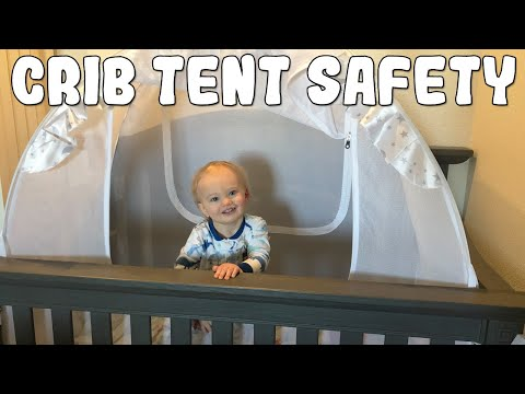Are Crib Tents Really Safe?? Family Fun Pack New Year Special