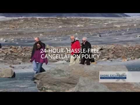 Celebrity Shore Excursions Value Proposition