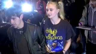 Joe Jonas Spills The Beans On Upcoming Wedding To  Sophie Turner Of Game Of Thrones