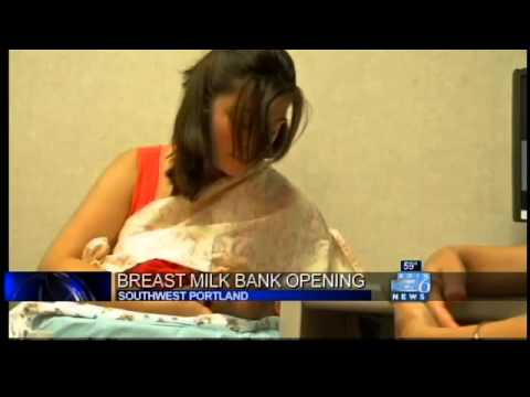 1st Donor-human Milk Bank Opens In Northwest