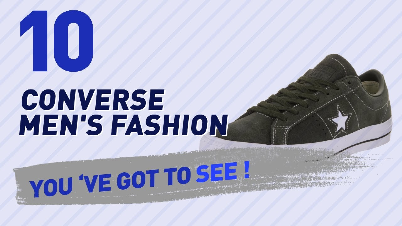 a776f4b2fb580c Converse One Star Pro For Men    New   Popular 2017 - YouTube