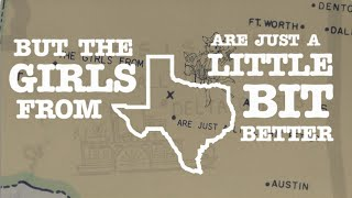 Pat Green - Girls From Texas (Feat. Lyle Lovett) - Official Lyric Video [HQ]