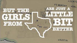 Pat Green - Girls From Texas (Feat. Lyle Lovett) - Official Lyric Video [HQ]