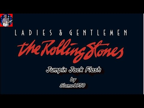 The Rolling Stones - Jumpin' Jack Flash - Guitar cover