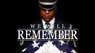 MEMORIAL DAY   We Will Remember