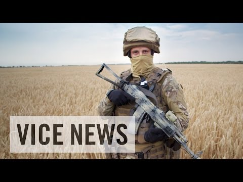 On the Frontlines of Ukraine's Proxy War Between the West and Russia