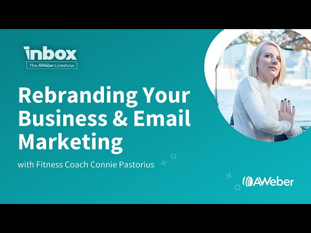 Fitness Coach Connie Pastorius on Rebranding Your Business and Email Marketing
