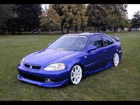1999 honda civic dx coupe specs