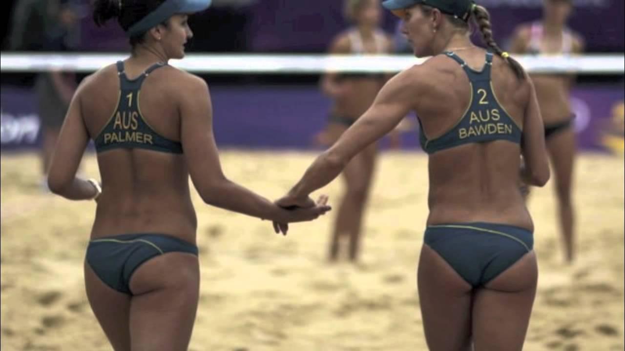beach bikini Womens vollyball