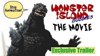 "Monster Island Buddies: Episode 74 - ""Official Movie Trailer"""