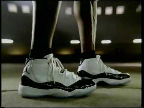 f046815c5b65 Air Jordan XI commercial - YouTube