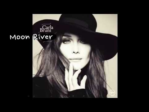 Moon River / Carla Bruni  (with Lyrics)