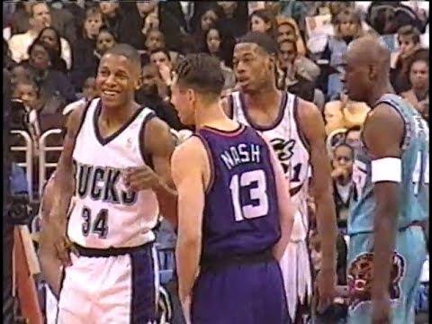 buy popular fcf62 4001b Steve Nash - 1997 Schick Rookie Game Highlights