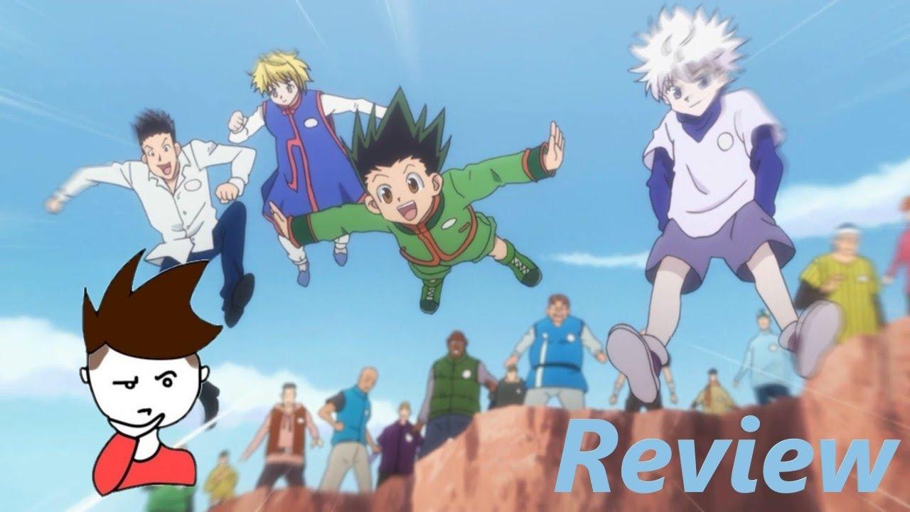 Meine Meinung zu dem Shōnen-Klassiker Hunter x Hunter   Hunter x Hunter Review