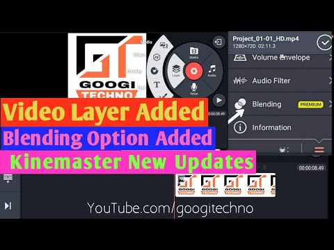 Download KineMaster Pro Full (Pro Mod) apk for Android「January 2019 Update」| Blending Option Added  #Smartphone #Android