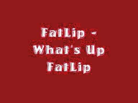 FatLip - What's Up FatLip