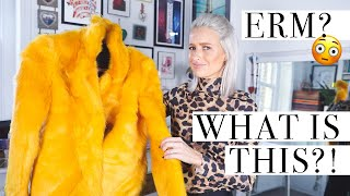 STYLING Clothing I HATE for a WEEK | Fashion Challenge | Inthefrow