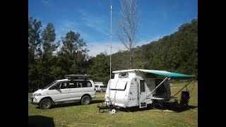 Hustler antenna Tuning