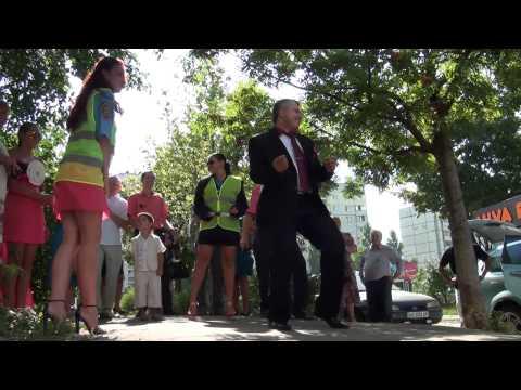 Свадебный Флэш Моб flashmob