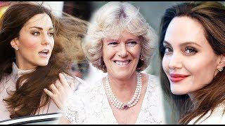 Анджелина Джоли и Камилла Паркер объединились против Кейт Миддлтон