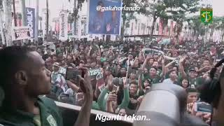 Download Video Tetep neng ati versi persebaya   #green force  #galuhorlando MP3 3GP MP4