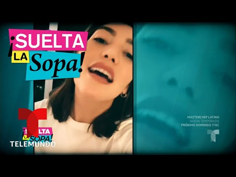 Frida Sofía confirmó los rumores sobre Alejandra Guzmán   Suelta La Sopa   Entretenimiento