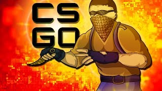 CSGO - My Friend Reported Me. :( - (Counter Strike: Funny Moments!)