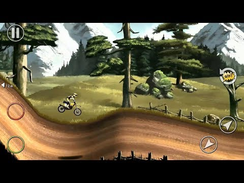 Mad Skills Motocross 2 - Androi Gameplay - Motor Bike Games For Kids