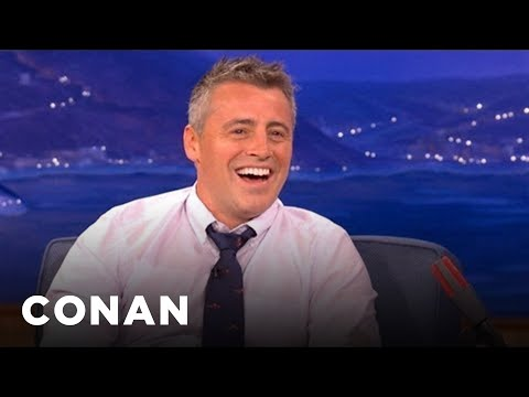 Matt LeBlanc  Part 1  CONAN on TBS
