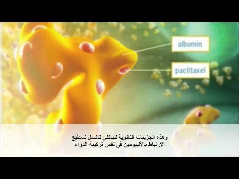تقنية النانو لتطوير دواء سرطان الثدي
