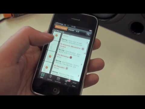 Our Services | Orange Wednesdays IPhone App | Orange UK
